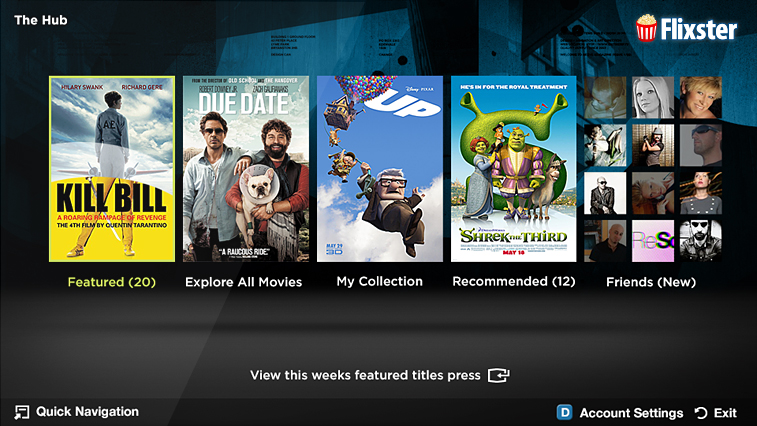 Flixster Collections